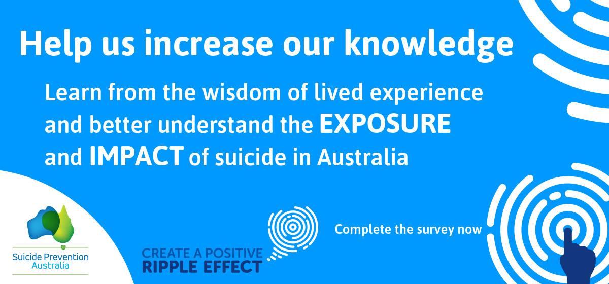 Suicide Prevention Research